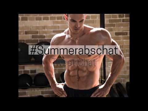 #SummerAbsChat - June 7 at 12pm EST - Fitness Advice