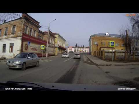 Серпухов обгон через сплошную и нарушение правил поворота
