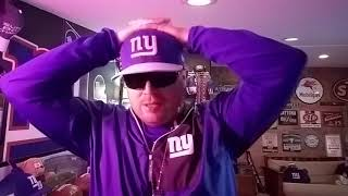 Week 13 Green Bay Packers @ New York Giants Post-game REACTION