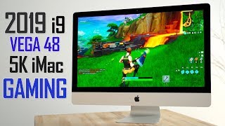 2019 5K iMac i9 Vega 48 - Gaming Performance Test