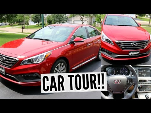 CAR TOUR 2017 Hyundai Sonata Limited