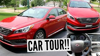 CAR TOUR 2017 | Hyundai Sonata Limited