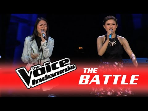 "Maizura vs. Regina Poetiray ""Mimpi"" I The Battle I The Voice Indonesia 2016"