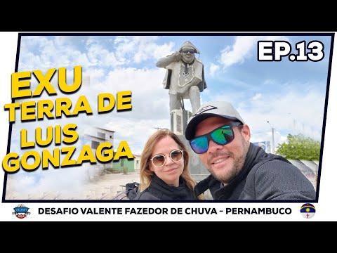 Chegamos a EXU a cidade de Luis Gonzaga | Araripina - Exu | EP13 - VFC-PE