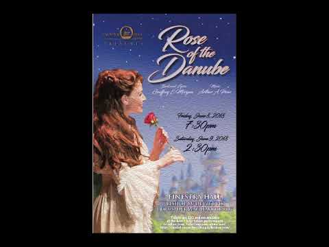 """Moonlight on the Danube"" -  ALTO #12 from ""Rose of the Danube"""