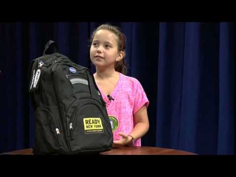Emergency Preparedness for Kids at Staten Island Community TV