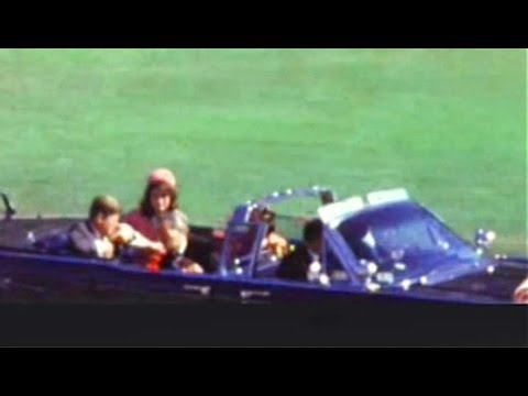 "CIA is 666 - Jacqueline Kennedy KILLED John F Kennedy ""Zapruder Film Exposed"""