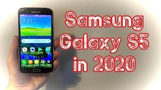 Samsung Galaxy S5 in 2020!