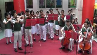 聖士提反堂中學 ─ 弦樂表演