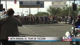 El Tour De Tucson set records
