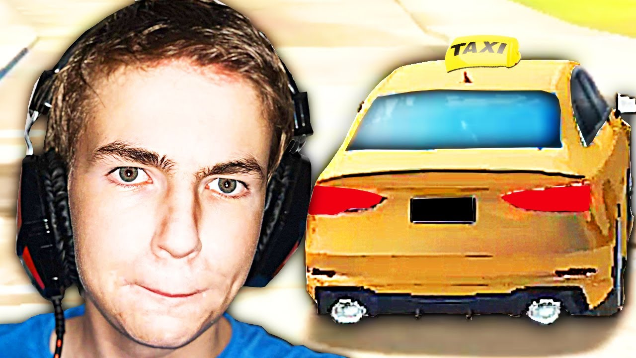 Drove 999 Miles in 5 Hours - Taxi Simulator Gameplay