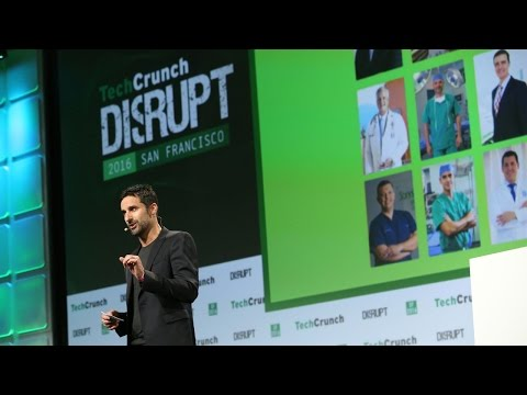 MedRepublic Connects Patients to Doctors Overseas at Disrupt SF Startup Battlefield