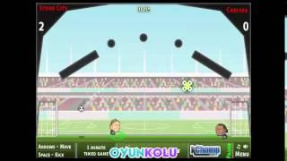 2 Kişilik Kafa Topu Oyununun Oynanış Videosu