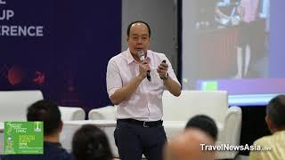 BeMyGuest - Clement Wong CEO/Founder at Mekong Tourism Forum 2018