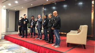 WBA making moves in China