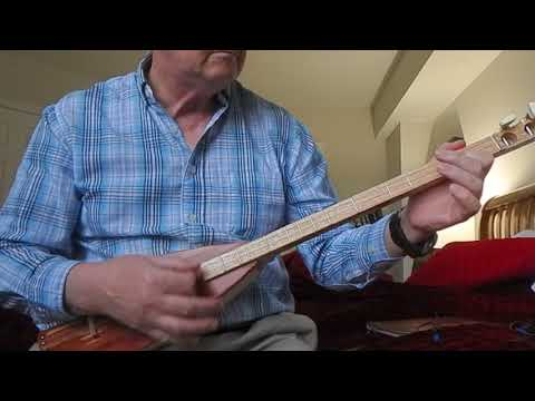Arkansas Traveler on a Stick Dulcimer