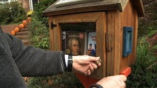 Mini-libraries Bringing Us Neighborhoods Together