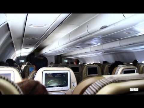 My flight from Kuala Lumpur to Botswana