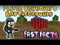 PUBG FAST FACTS! | PlayerUnknown's Battlegrounds | LORE