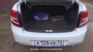 Lada Granta - установка парктроника.(, 2013-09-26T18:47:12.000Z)