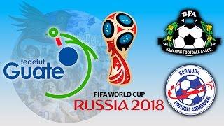 Guatemala | Sorteo CONCACAF - Round 1 y 2 | Rusia 2018