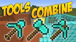 TOOLS COMBINE: Mod De Herramientas Combinadas - Minecraft Mod 1.7.10