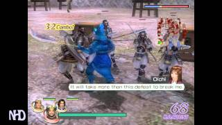 Let's Play Warriors Orochi Cao Pi(Wei) Ch6 Battle of Chen Cang