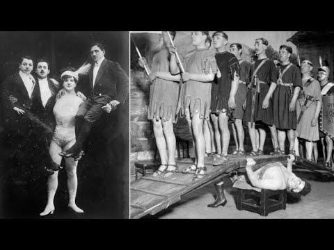 5 самых СИЛЬНЫХ ЖЕНЩИН в истории
