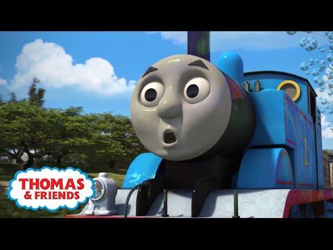 Thomas & Friends 4-D: Bubbling Boilers Trailer | Thomas & Friends