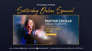 COP Evening Worship Service - September 26, 2020