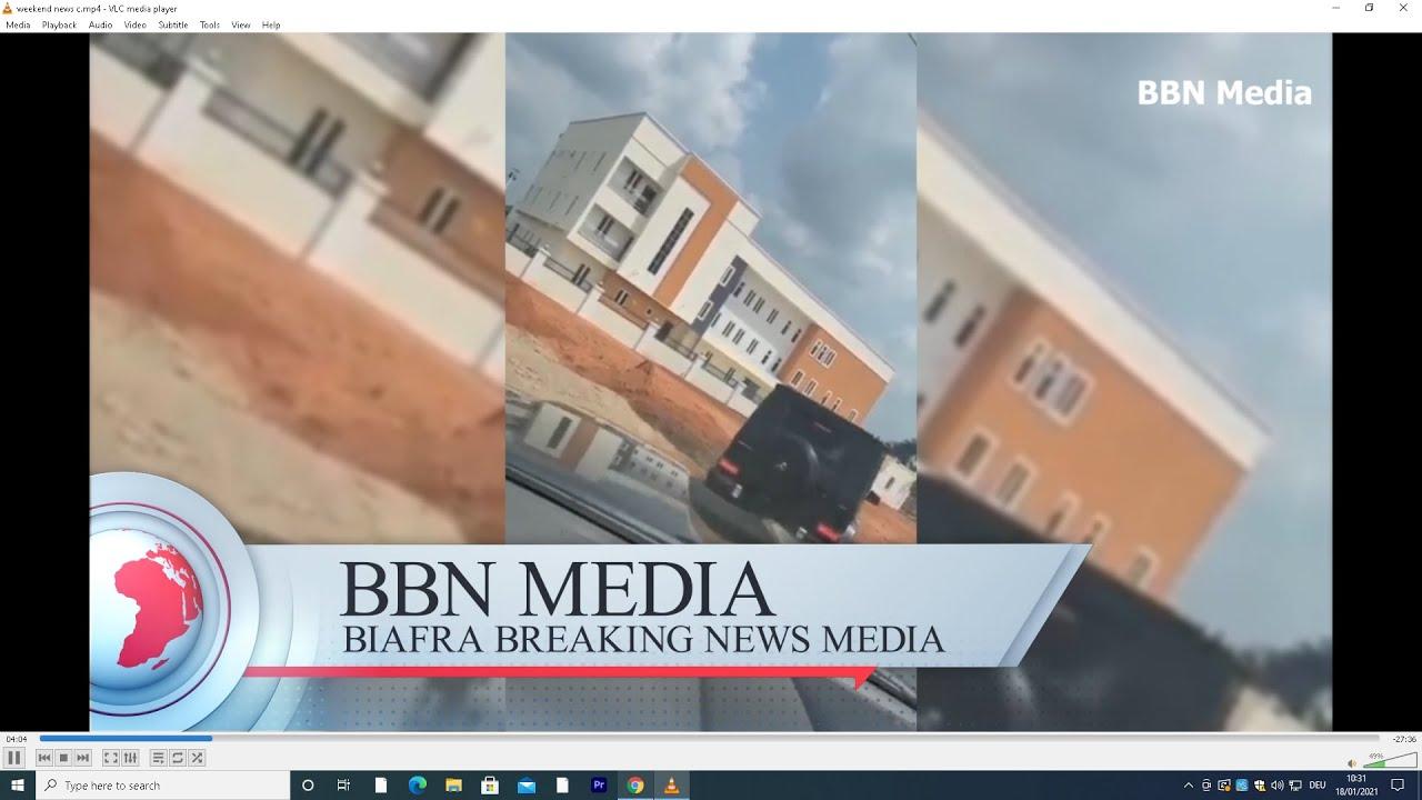 WEEKLY TRENDING NEWS: Emenike's Hospital, Nigerian Civil War, South East Presidency, IPOB rejec
