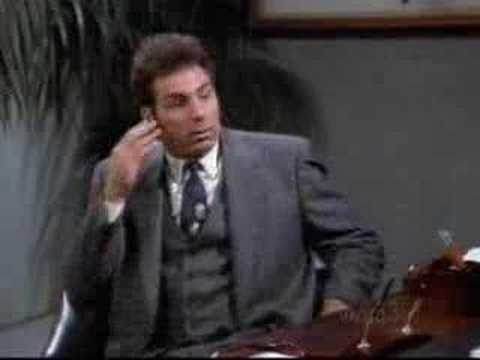 kramer getting fired from a job he doesnt even work at