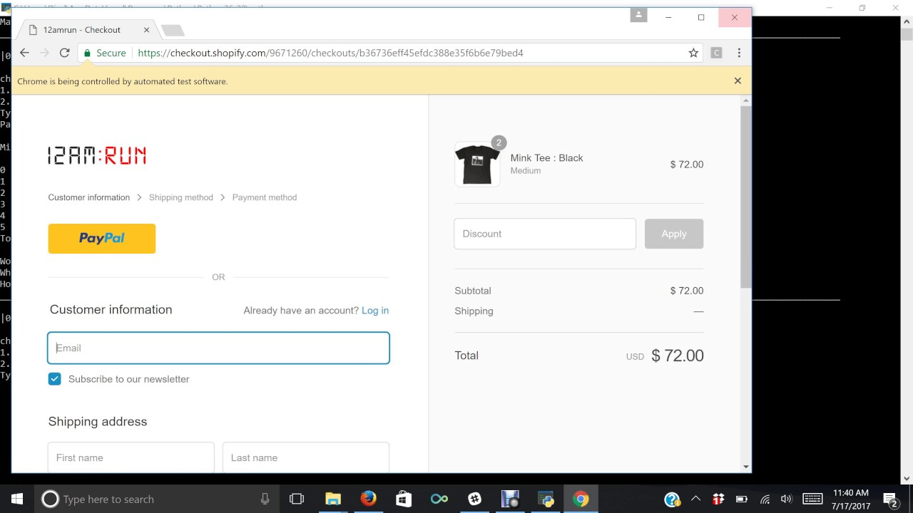 Shopify Stock Checker Tutorial Pagayo
