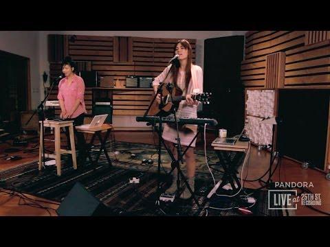Pandora Live At 25th Street Recording: Priscilla Ahn