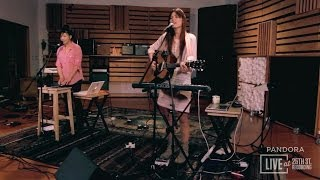 Pandora Live At 25th Street Recording: Priscilla Ahn