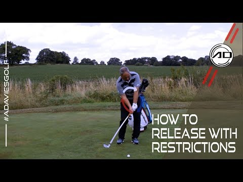 Senior Golfers – How To Release With Restrictions