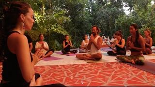 OZEN rajneesh resort - qi yoga