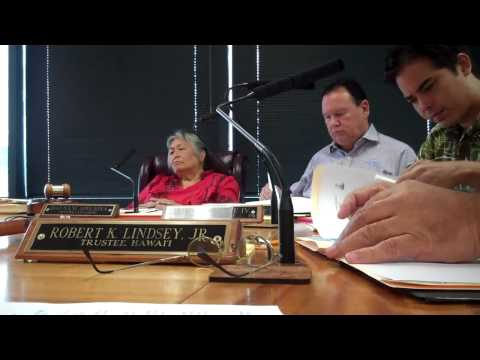 OHA BOT 7-8-10 Board Counsel Opinion - Agenda Item Proper