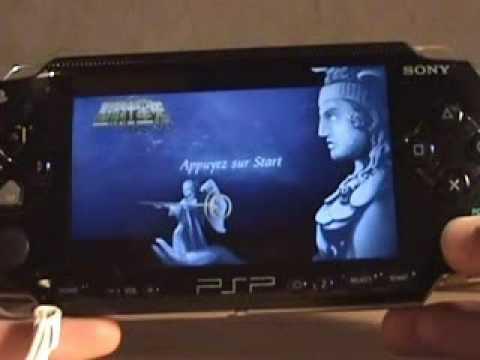 Saintseiya RPG PSP