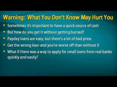 Feds introduce new rules for payday loans from YouTube · Duration:  1 minutes 49 seconds  · 732 views · uploaded on 6/2/2016 · uploaded by CBS Evening News