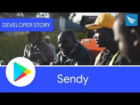 Android Developer Story: Sendy uses Google...
