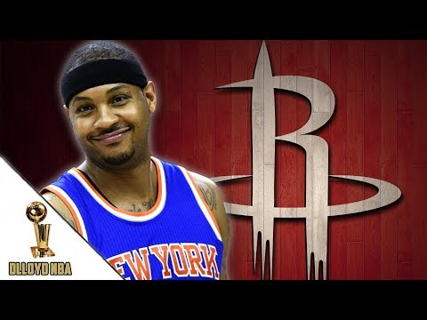 Houston Rockets Engage In Carmelo Anthony Trade Talks With Knicks!!! | NBA News