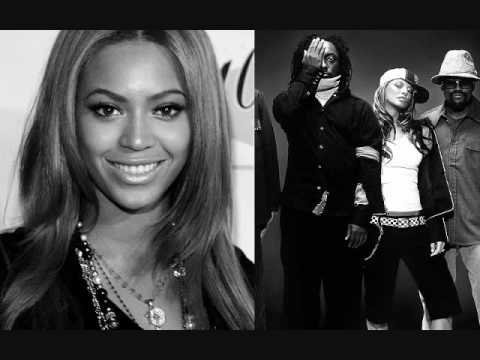 The Black Eyed Peas Vs. Beyonce - Where Is The Halo?