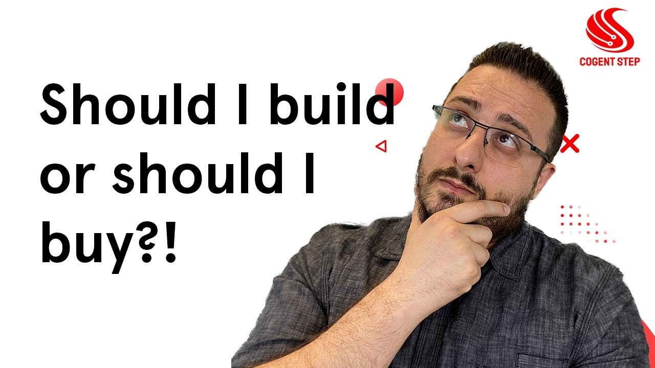 Buying vs. Building New Software