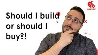 3 Questions to ask before you Build or Buy your next software - Daniel Hindi