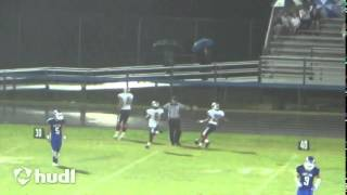 Zach Lehman #12 class of 2016 hudl video Kicker Punter and FG kicker order