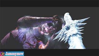 Mortal Kombat X Fatalities Mileena SubZero Swap