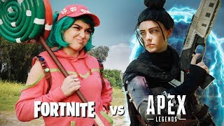 Fortnite vs Apex Legends 2