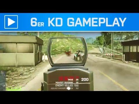 (fast) 90 Minuten 6er KD Gameplay - Live LetsPlay