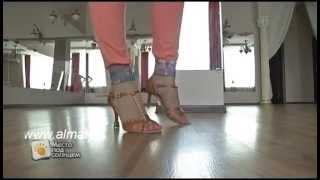 Базовые шаги танца